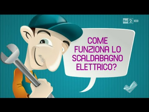 La Manutenzione Dello Scaldabagno Elettrico   Detto Fatto Del 07/03/2016    YouTube