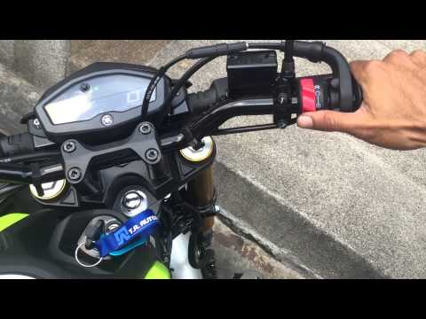 Test Exhaust Akrapovic Slip On Carbon Yamaha Yzf R3 By