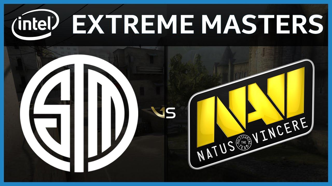 TSM vs Na'Vi Game 1, Dust 2 – IEM San Jose 2015: Finals