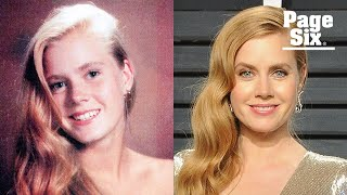 Amy Adams once worked as a Hooters waitress