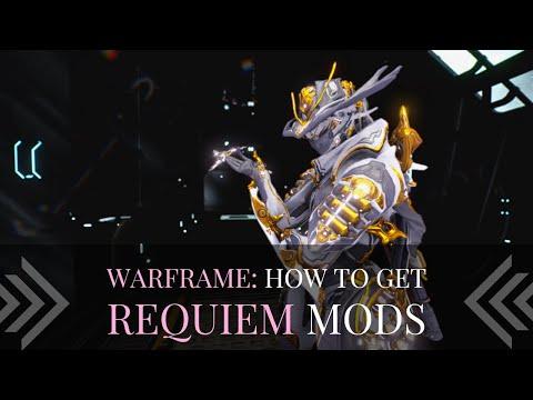 How To Get Requiem Mods In Warframe
