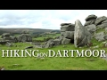 Hiking on Dartmoor - Widecombe Pt7 - Hound Tor