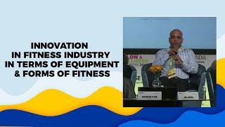 Innovation in fitness industry in terms
