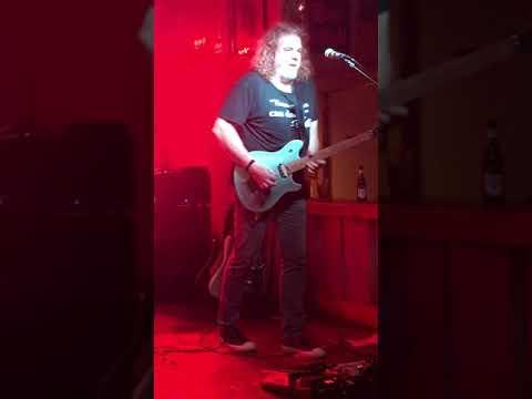 """Damn Straight """"Mark Dunn Solo"""" @ Hoss's Deli 10/27/17"""