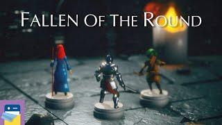 Fallen of the Round: iOS Gameplay Part 1 (by HIDEKI HANIDA)