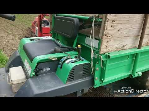 アテックス運搬車SL51紹介と堆肥出し