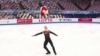 В Осаке в разгаре третий соревновательный день на командном Чемпионате мира по фигурному катанию