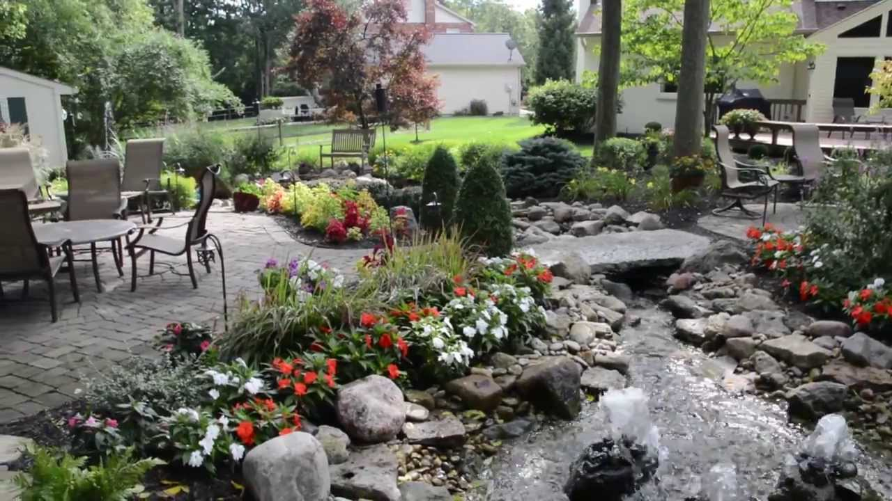 featured landscape project tepe services cincinnati oh youtube
