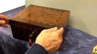Georgian Jewellery Box
