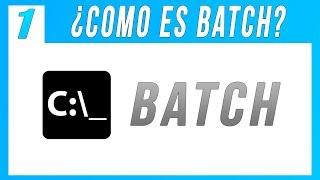 Tutorial Curso en BATCH 1# : Inicio + Comandos Iniciales