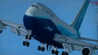 747 PISTA CORTA