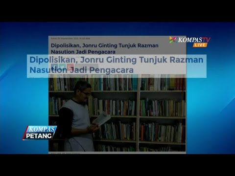 Dipolisikan, Jonru Tunjuk Razman Nasution sebagai Pengacara