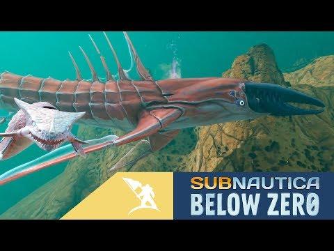Subnautica: Below Zero introduces series' first land vehicle in new Snowfox Update