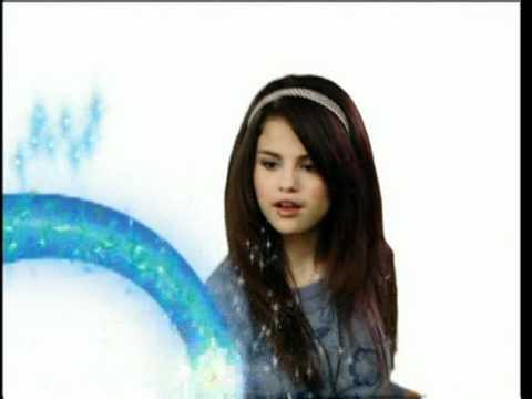 Disney channel Russia Bumper: Stick - Selena Gomez (Wizards of Waverly Place)