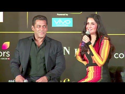 Salman Khan Katrina Kaif's CUTE Moments At IIFA Awards 2017 Press Conference