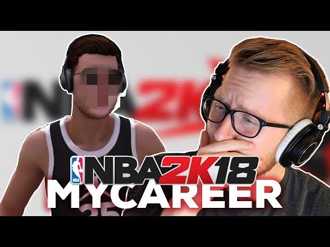NBA 2K18 My Career Mode Ep 1 | WHAT IS WRONG WITH MY FACE