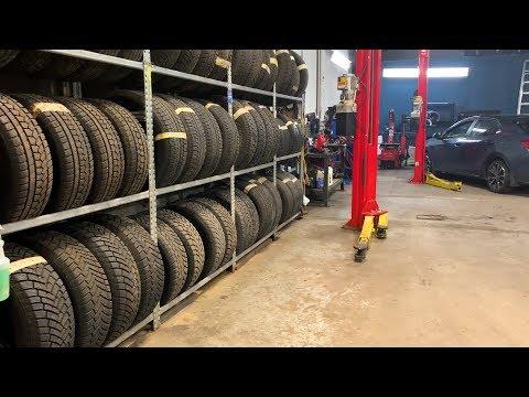 ماذا تحتاج لفتح ورشة صيانة سيارات #كندا|| مشروع  90% ناجح!