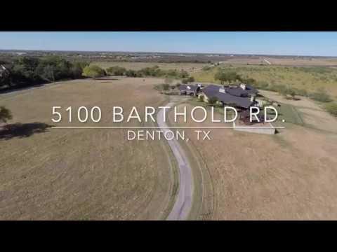 5100 Barthold Road Aerial