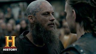 Vikings: Ragnar Challenges His Death (Season 4, Episode 10) | History