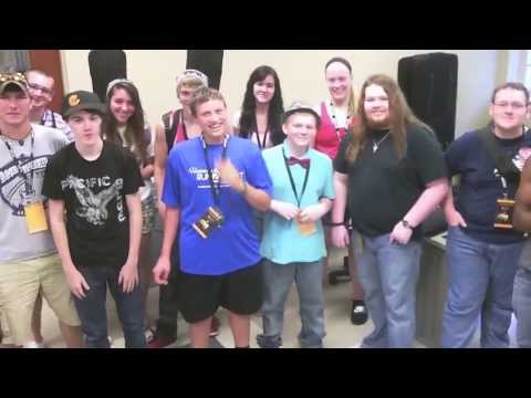 toddiefunk's BackStage Pass Camp Electric Nashville 2013