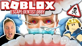 PAS PÅ TANDLÆGEN! :: Escape the Dentist Obby - Roblox Dansk