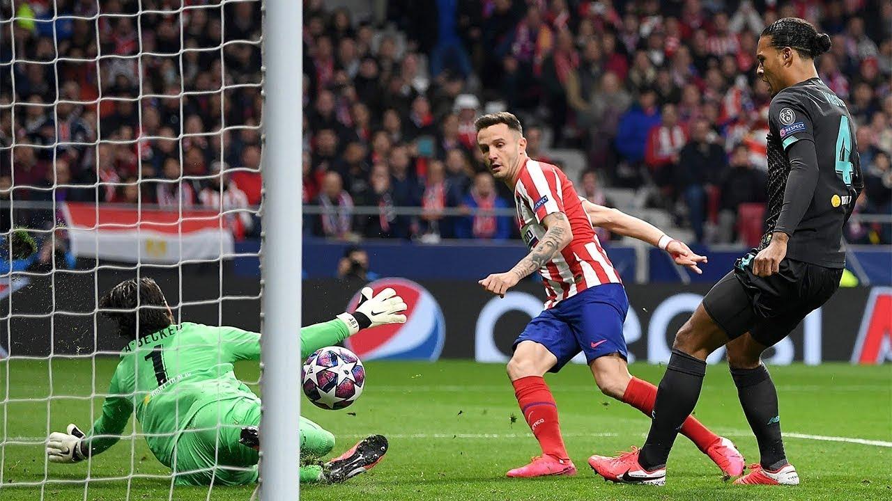 Liverpool vs Atlético Madrid en vivo, Champions League ...