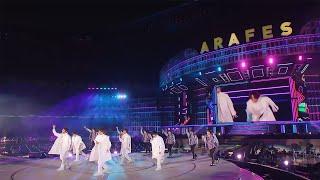 """嵐 「Love Situation」 ARASHI - Love Situation from """"ARAFES2020 at NATIONAL STADIUM"""" Follow ARASHI YouTube https://www.youtube.com/arashi_5_official ..."""