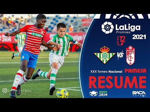 Real Betis vs Granada CF   LaLiga Promises U12 Alevin 2021