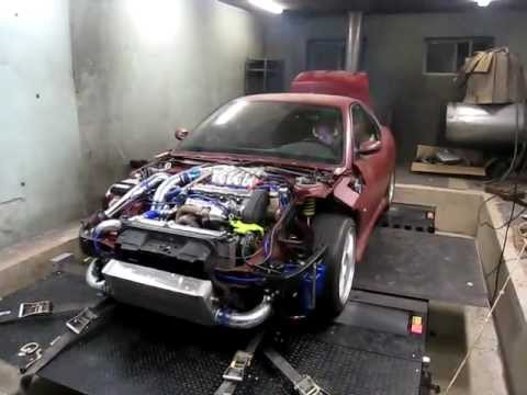 awd fiat coupe dyno tune 940 awhp youtube. Black Bedroom Furniture Sets. Home Design Ideas