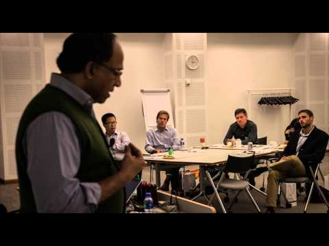 Rama Velamuri: More on Entrepreneurship