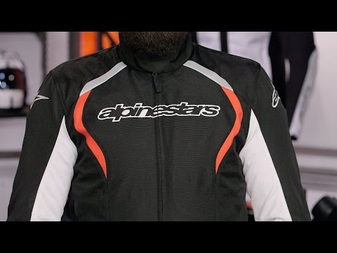 Alpinestars Fastback WP Jacket Review at RevZilla.com