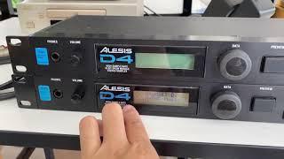 ทดสอบ เช็คเครื่อง Alesis D4 กลองไฟฟ้า สำหรับเล่นสด รถแห่ งานสตูดิโอ คาราโอเกะ 082-3292891