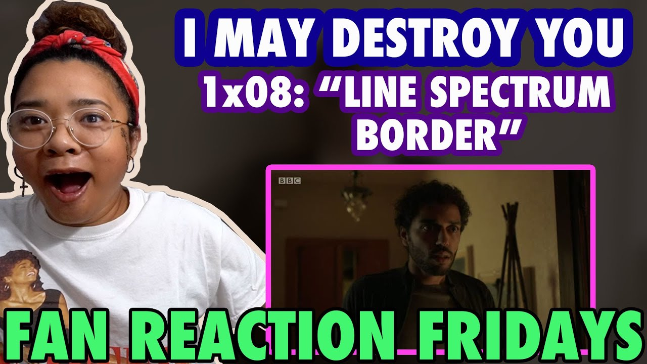 """Download I MAY DESTROY YOU Season 1 Episode 8: """"Line Spectrum Border"""" Reaction & Review   Fan Reaction Friday"""