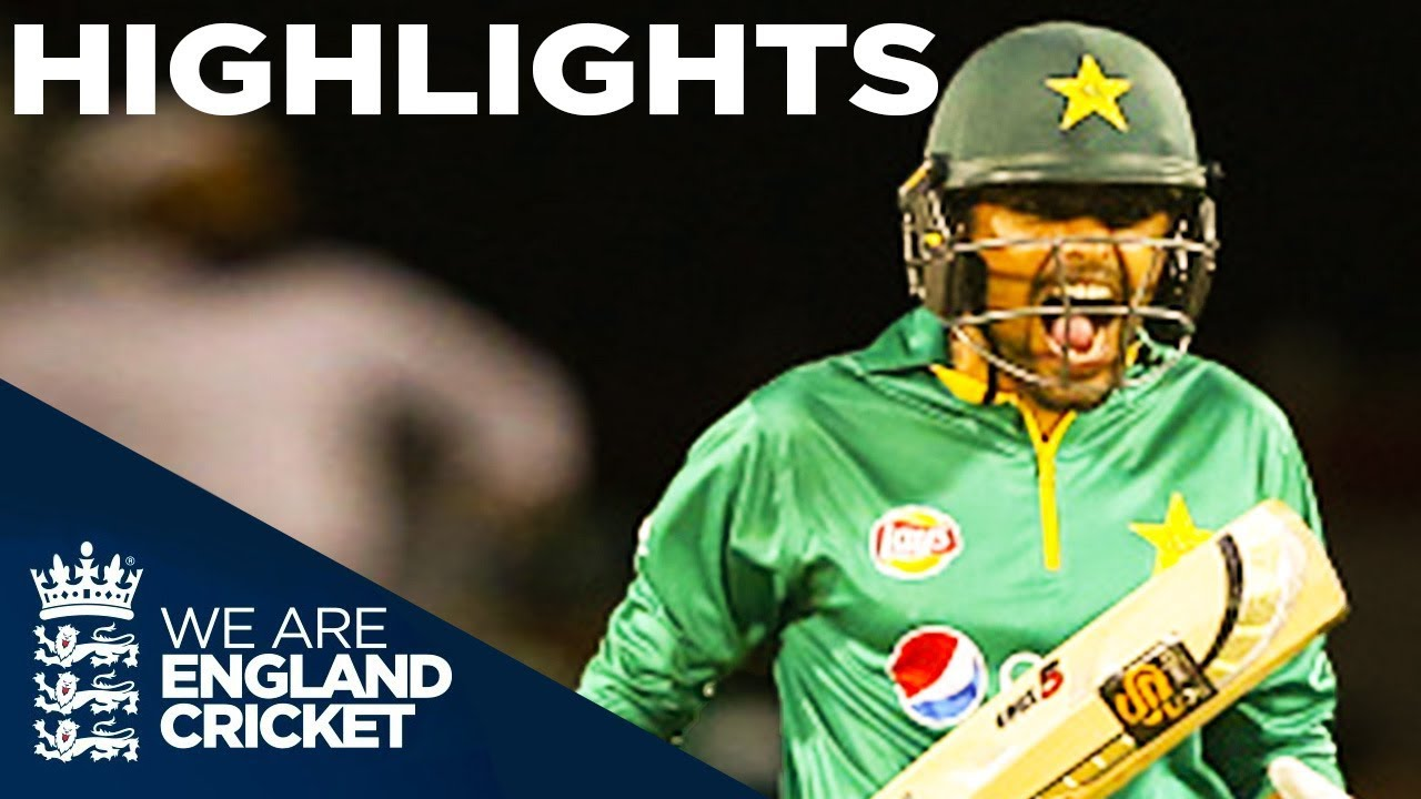 Pakistan defeat England by nine wickets in Manchester iT20