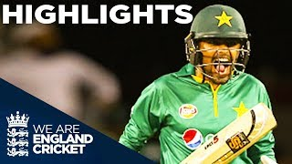 vuclip Pakistan defeat England by nine wickets in Manchester iT20