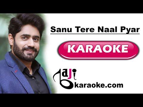 sanu-tere-naal-pyar- -video-karaoke-lyrics- -main-gaddi-aap-chalawan-ga,-abrar-ul-haq,-bajikaraoke