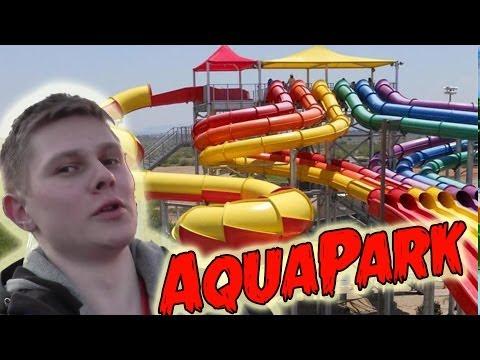 видео: Фрост в Аквапарке! GoPro