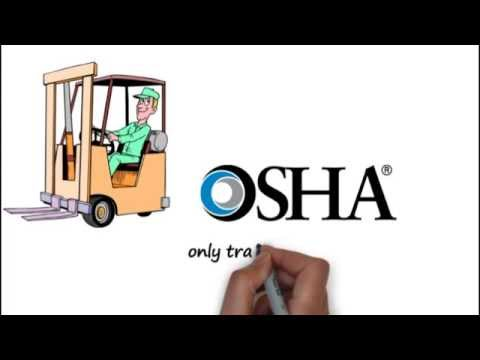 OSHA Forklift Certification | Train the Trainer KIT | Forklift Academy