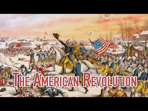 The American Revolution Facts | American Revolutionary War
