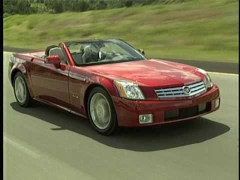 2006 Cadillac XLR - YouTube