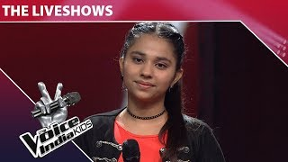 Video Tannishtha Puri Performs On Kyon | The Voice India Kids | Episode 21 download MP3, 3GP, MP4, WEBM, AVI, FLV Januari 2018