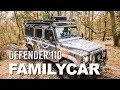 Land Rover Defender 110 TD4 als geländegängiger Reisewagen I 4x4 Passion #65