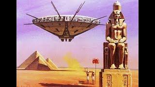 Самые рискованные версии учёных о древних пирамидах. А кто построил пирамиды на Марсе. Док. фильм.