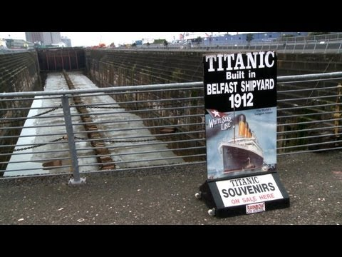 The Titanic and The Troubles boost Belfast tourism
