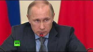 Путин вновь раскритиковал Дворковича за ситуацию с электричками