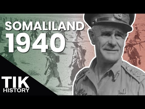 Somaliland 1940 | BATTLESTORM-LITE Documentary