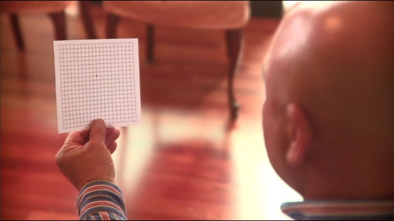 How to use the amsler grid to check your vision youtube how to use the amsler grid to check your vision nvjuhfo Images