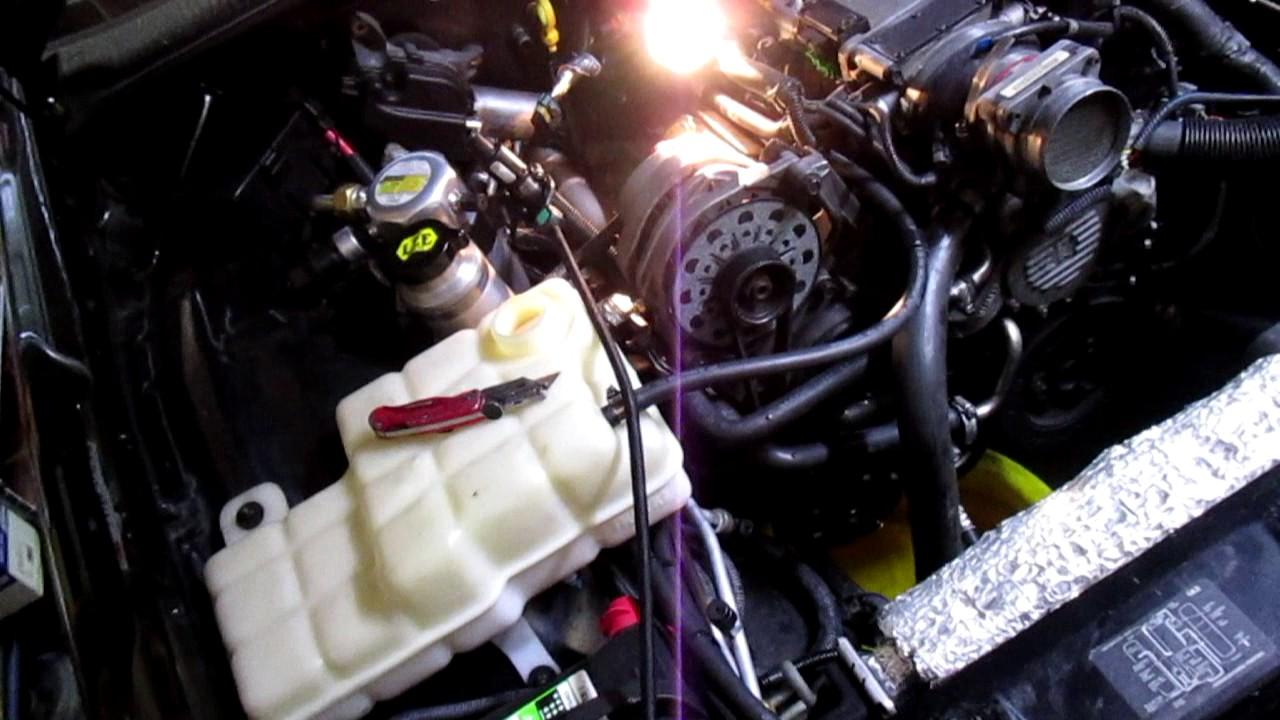 changing heater hoses lt1 caprice impala [ 1280 x 720 Pixel ]