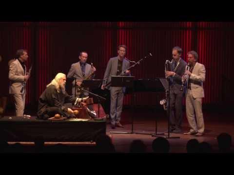 Moondog: Suite no. 1 - Stefan Lakatos & Calefax