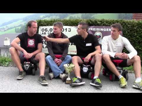 Bobbycar Challenge 2013 Interview